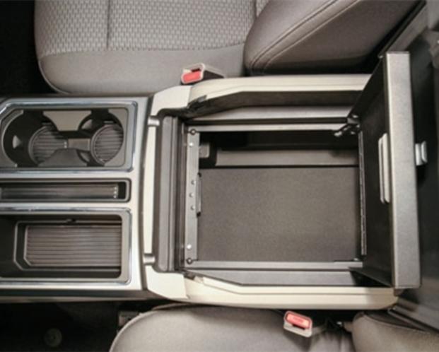 NOVISauto Autosafe 354 Mittelkonsole RAM ab 2019