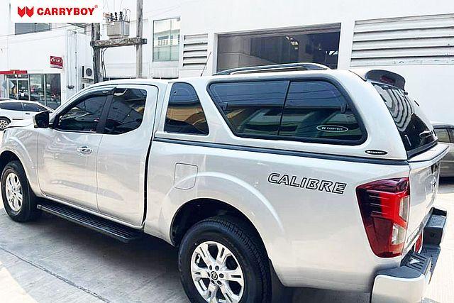 Carryboy Hardtop mit Schiebefenster 560-NP3K