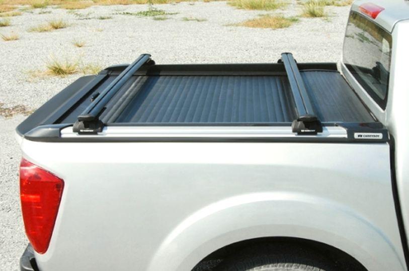 Carryboy Laderaumabdeckung Aluminiumrollo mit Querträgersystem 789F-FTD