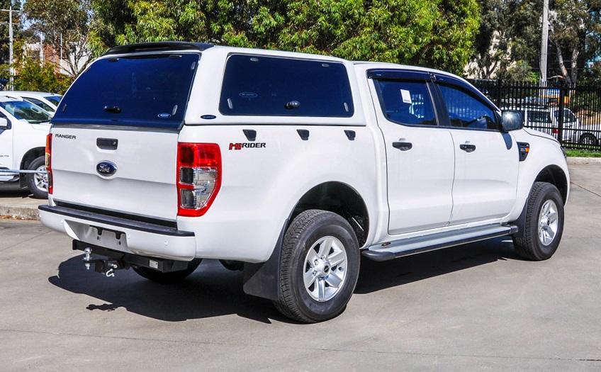 Ford Ranger Doppelkabine Hardtop mit Klappfenster SO-FTD