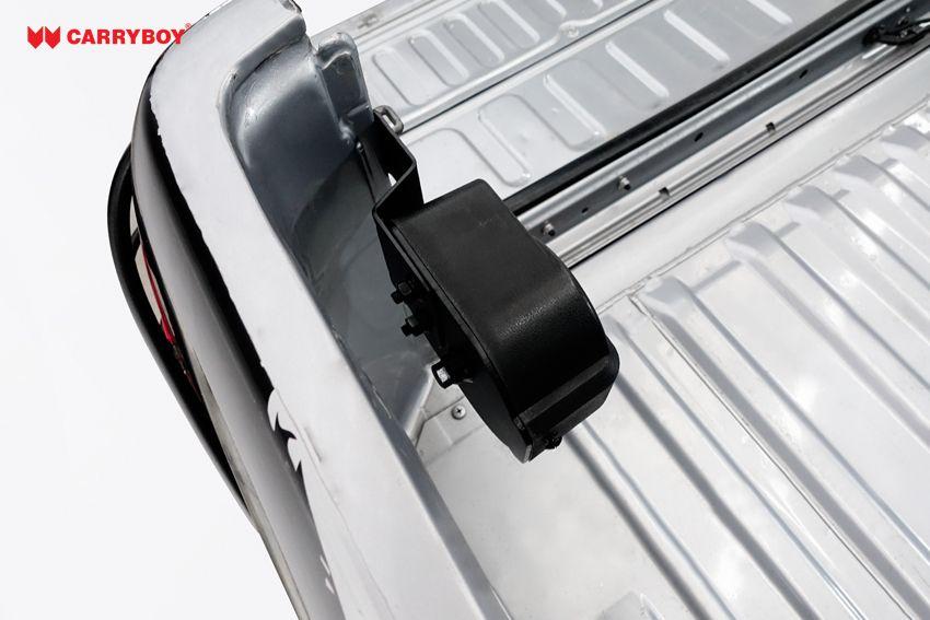 CARRYBOY Heckklappenfeder Heckklappendämpfer CB-777-MND Mitsubishi L200 einfacher Einbau
