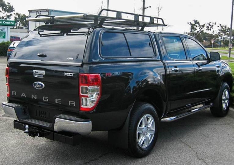 Carryboy Hardtop mit Schiebefenster 560-FTD
