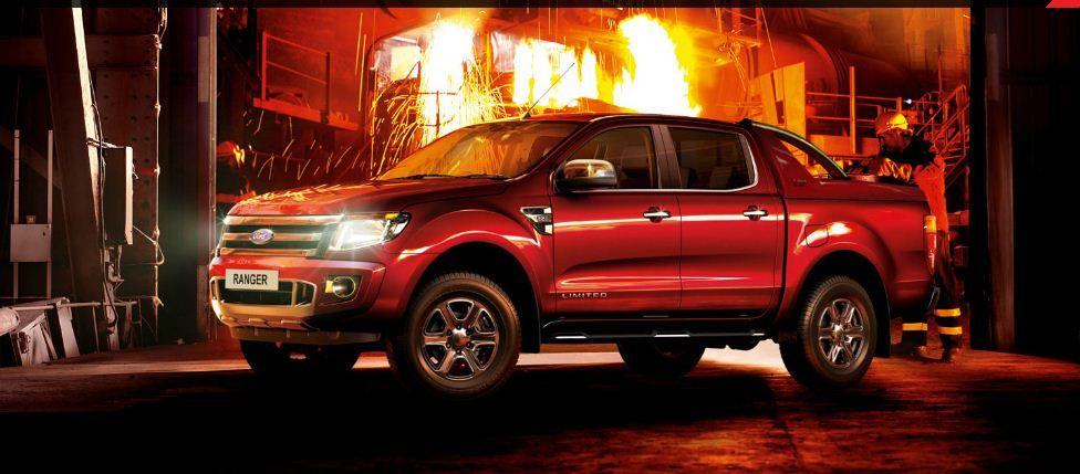 CARRYBOY Laderaumabdeckung Deckel mit Edelstahl Überrollbügel GRX-FTD Ford Ranger Doppelkabine Ersatzteile sicher