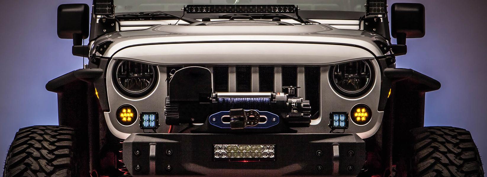 NOVISauto Jeep Zubehör Frontblende