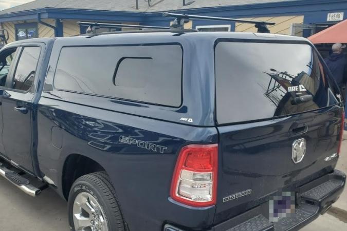 NOVISauto US-Hardtop CX Revo für RAM