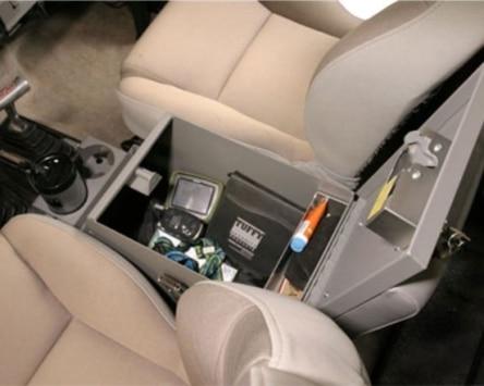 NOVISauto Autosafe UNIVERSAL-Mittelkonsole für alle US-Pickups und SUV in allen Größen