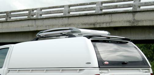 CARRYBOY Hardtop 560os_-TRL Toyota Hilux Revo Singlecab Einzelkabine 2016+