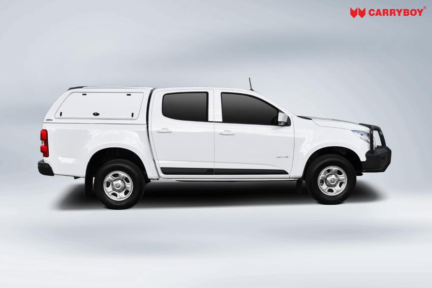 Ford Ranger Hardtop mit Seitenklappen SOK