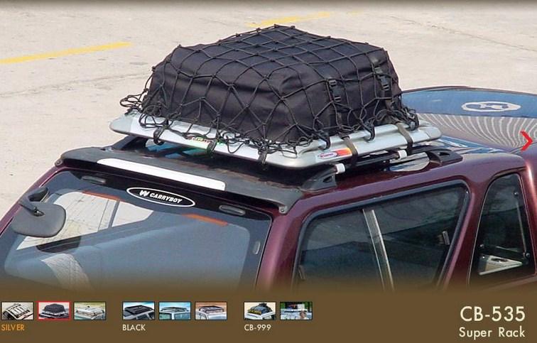 CARRYBOY Gepäcknetz  Modell CB-999 Pickup Gepäckträger