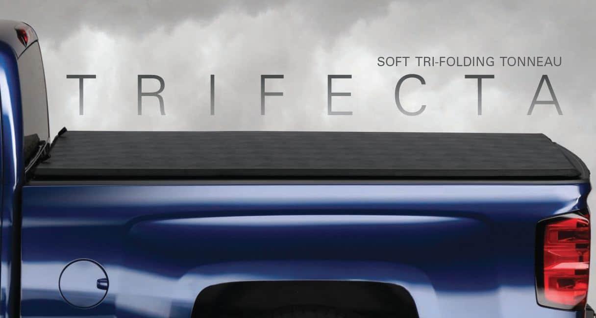 NOVISauto Laderaumabdeckung Plane zum Falten TRIFECTA - Ford