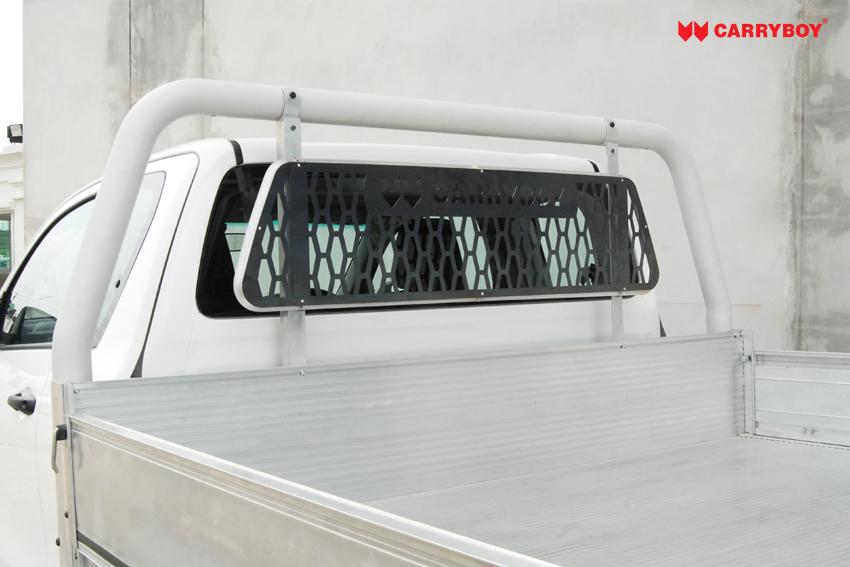 Carryboy Aluminium Ladefläche Extrakabine Pickup Fahrerkabine Schutzgitter