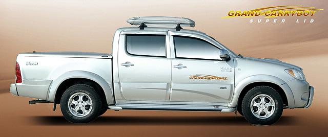 Carryboy Sport Lid Deckel SX-TVD