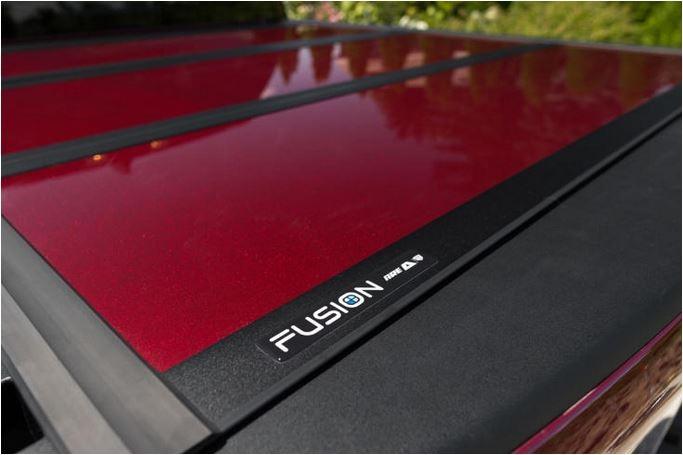 NOVISauto Laderaumabdeckung Fusion ARR19