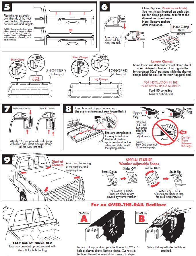 NOVISauto Laderaumabdeckung Plane zum Rollen BLACKMAX - EXNND16