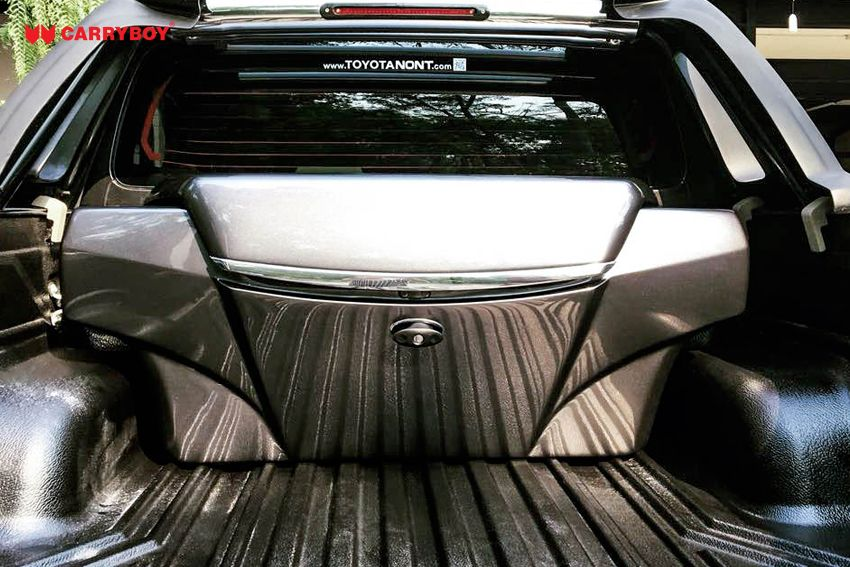 CARRYBOY Transportbox Staubox für Pickup Ladefläche Standardmaß CB-704