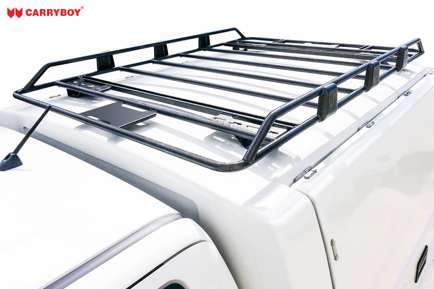 CARRYBOY Dachlastträger für Hardtop oder Kofferaufbau Dachträger seitliche feste Bracken