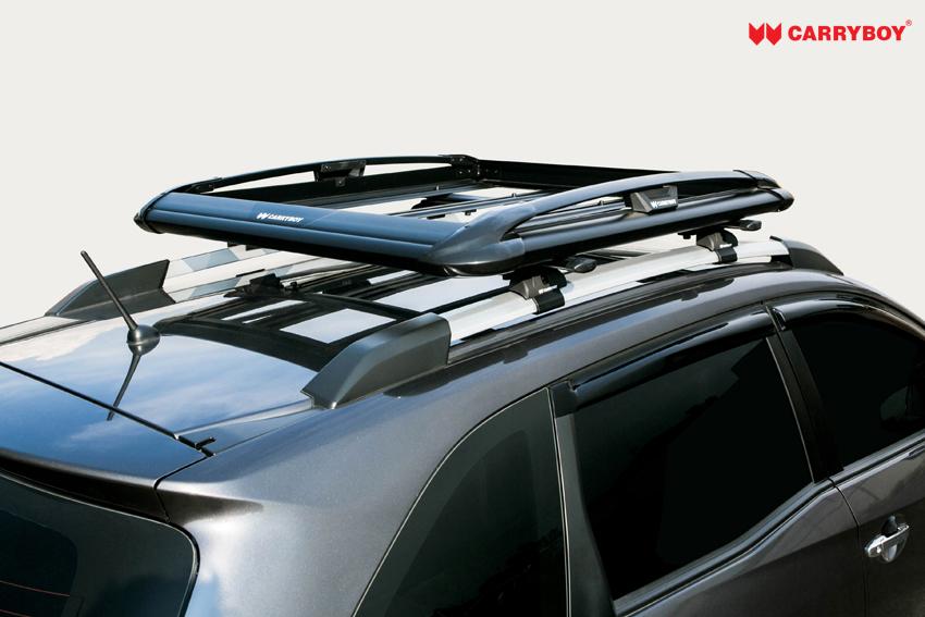 CARRYBOY Dachgepäckkorb 550 windschnittiges Design