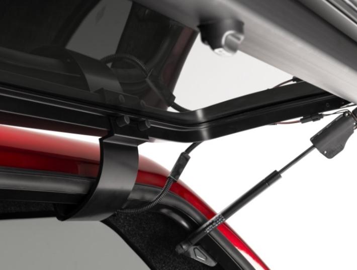 NOVISauto Hardtop ARF14-Z mit Ausstellfenster