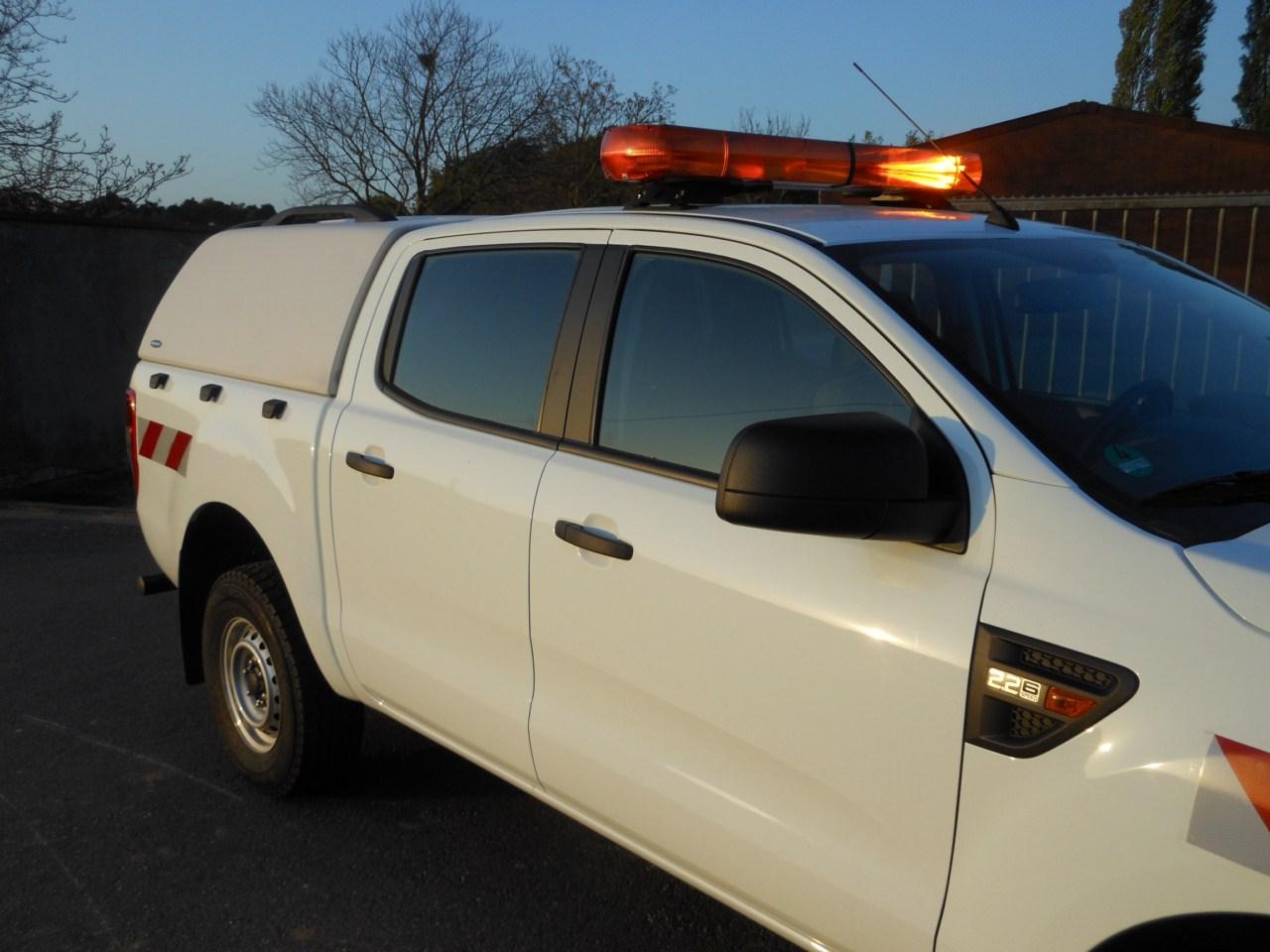 CARRYBOY Hardtop ohne Seitenfenster VW Amarok Doppelkabine extrem Stabil