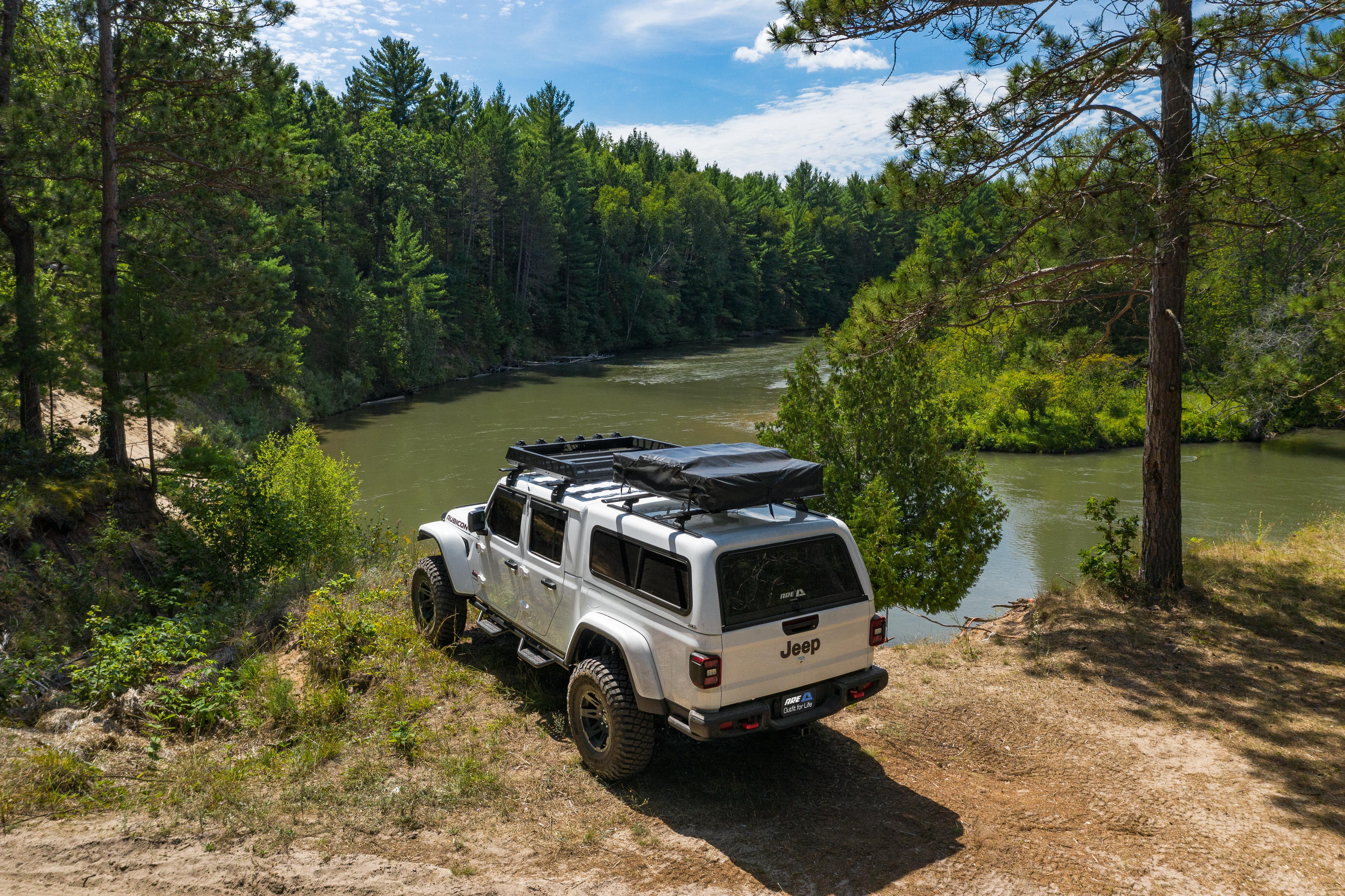 Jeep Gladiator Hardtop in Natur CXClassic