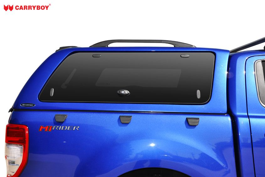 Carryboy Hardtop mit Klappfenster SO-TRD