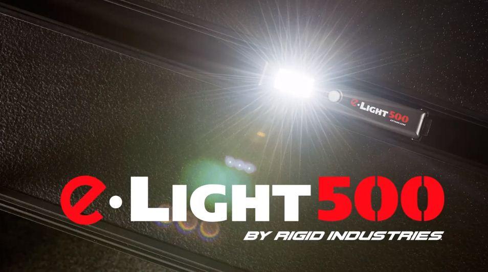 NOVISauto LED-Lampe Modell E-LIGHT 500 für alle Pickup Modelle