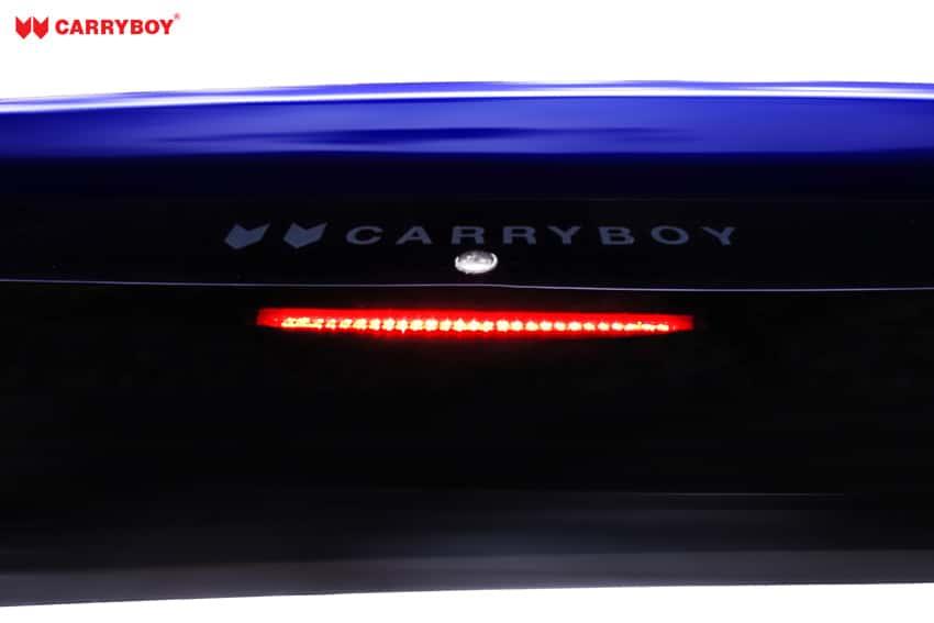 CARRYBOY Design Hardtop Modell S6 3. Bremslicht