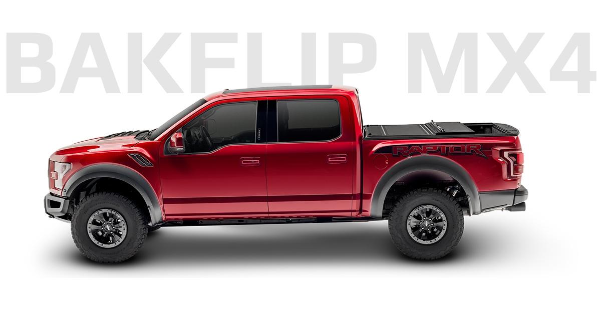 NOVISauto Laderaumabdeckung MX4 Fest zum Falten BKR19 - Dodge