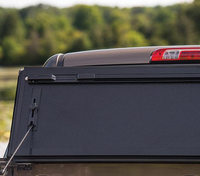 NOVISauto Laderaumabdeckung FIBERMAX Fest zum Falten BKTHD16 - Toyota