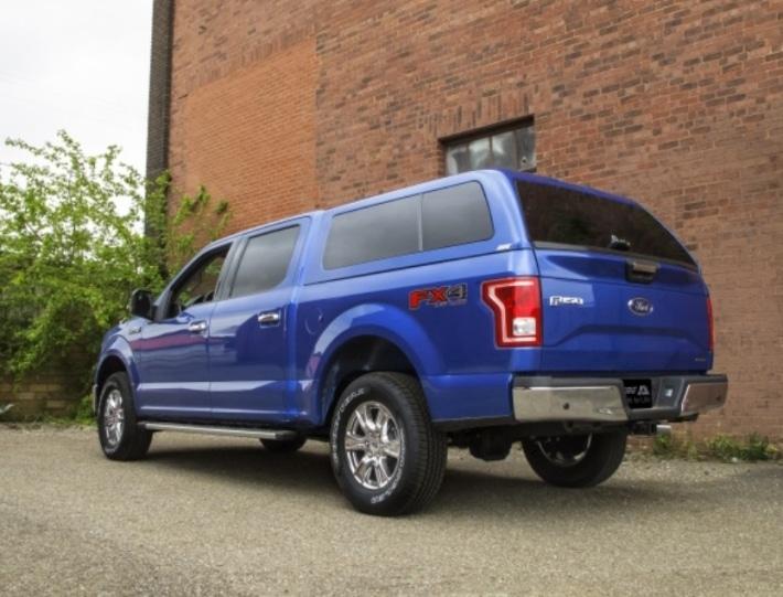 NOVISauto US-Hardtop Z  Ford F150 2014-20