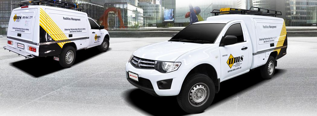 CARRYBOY Fahrgestellaufbau Kofferaufbau für Ford Ranger Singlecab Heckklappen Trittstufe