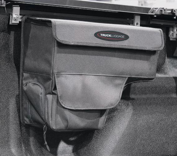 Novisauto Pickup Werkzeugtasche Saddlebag für Pickup Laderaum und Ladefläche einfache Bedienung mit Klettverschluss