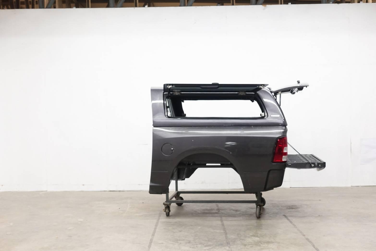 CARRYBOY Hardtop SLR Klappfenster belastbar bis 80kg