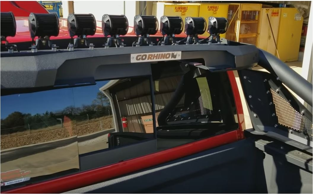 NOVISauto Sportbügel Black Edition GRFS-Sportbar2 für US Fahrzeugmodelle