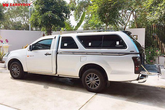 Carryboy Hardtop mit Schiebefenster 560-IRL