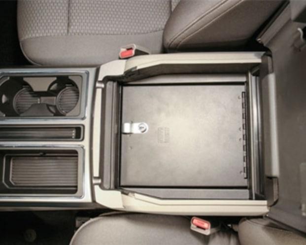 NOVISauto Autosafe 317 Mittelkonsole Ford F-150 ab 2014