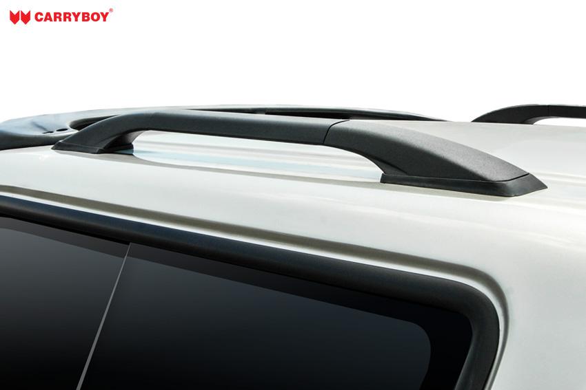 CARRYBOY Hardtop 560 für Renault Alaskan Doppelkabine Dachreling 80kg belastbar