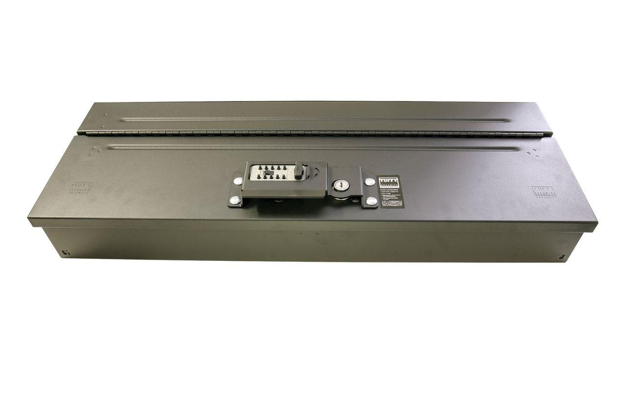 NOVISauto Kofferraum Sicherheitsbox Gewehrbox und Waffentresor Fahrzeuge großer Deckel 327