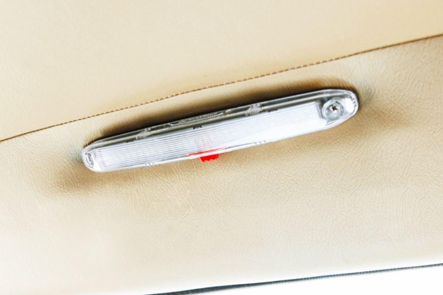 CARRYBOY Hardtop 840oS für Ford Ranger Singlecab ohne Fenster über Kabinenhöhe hohes Hardtop LED Innenlicht