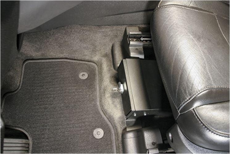 NOVISauto tragbare LOCKBOXen für Wertsachen im Fahrzeug