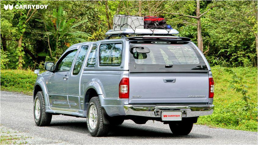 CARRYBOY Gepäcknetz  Modell CB-999 praktische Ladungssicherung